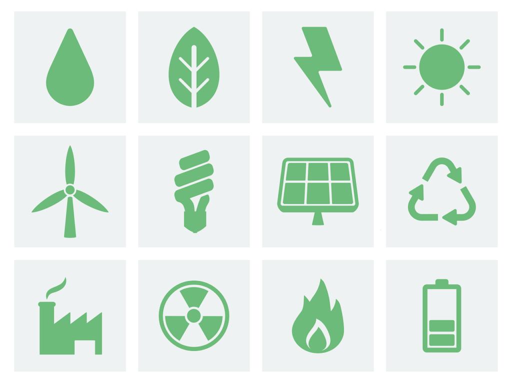 Die Nachfrage nach Gewerbestrom aus regenerativen Energiequellen steigt