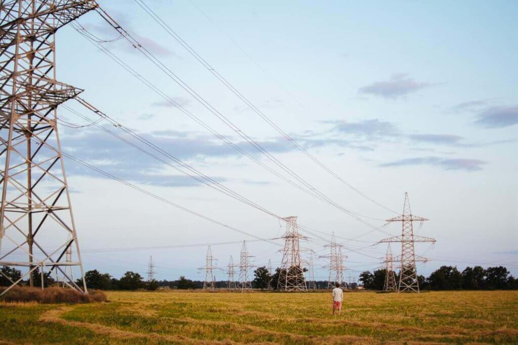 Strom für Gewerbe und Industrie