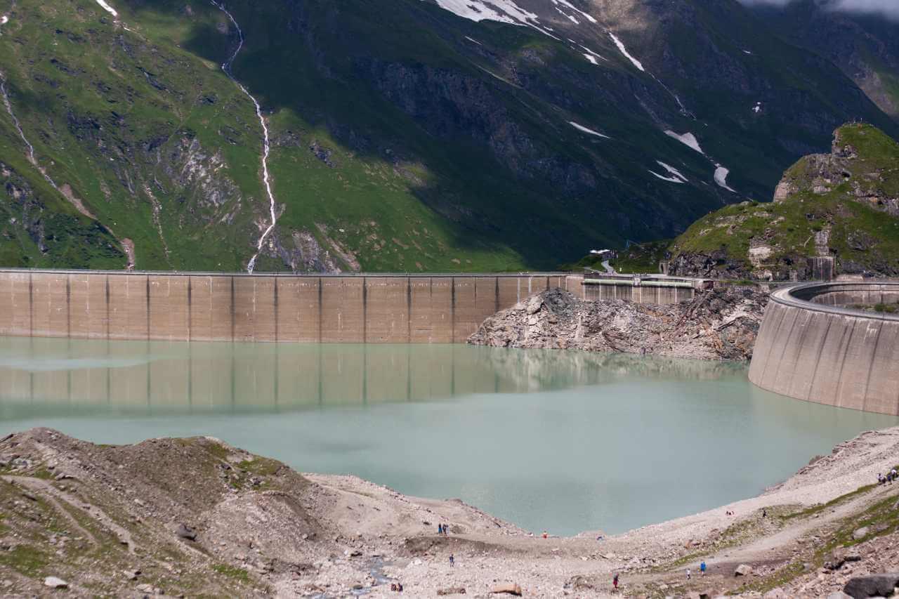 Strom aus Wasserkraft als bedeutende erneuerbare Energiequelle